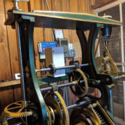 Bodine-Tower-Clock-Motor-Replacement