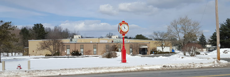 Electric Time Medfield Location