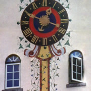 Concordia Language Villages Tower Clock