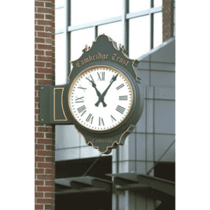 Outdoor Bracket Clock