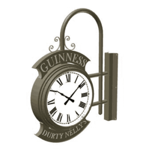 Pub Bracket Clock - Face F1, Hands FS