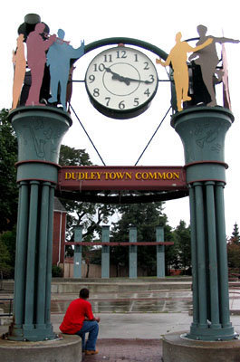 Dudley Town Common – Roxbury, MA
