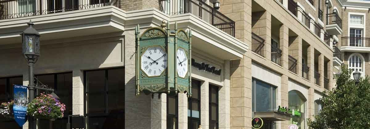 Exterior Bracket Clocks | Electric Time®