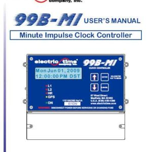m274 99B-MI Tower Clock Control