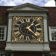 Harvard University Tower Clock