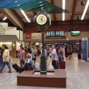 Post-Clock-Kahului-Airport