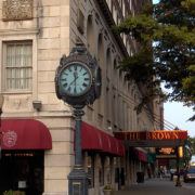 Seth-Thomas-Street-Clock-Brown-Palace-Hotel