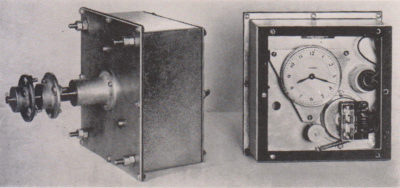 Telechron C1 Tower Clock Movement